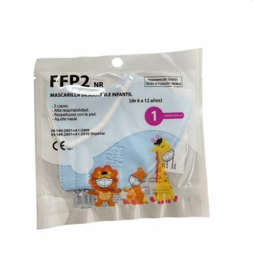 Maseczka FFP2 i KN95 dla dziecka